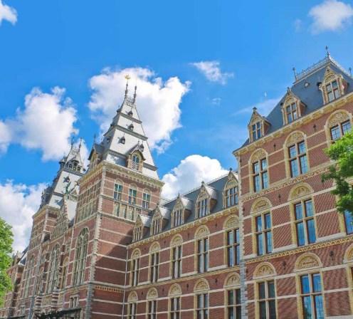 edificio Rijksmuseum amsterdam proyecto verosol