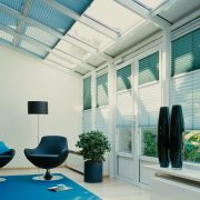 persiana plisada verosol techo hogar