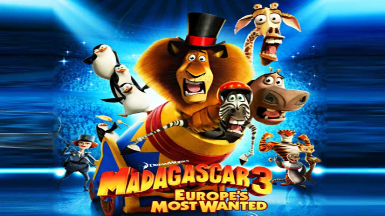 Ver Madagascar 3 De Marcha Por Europa Audio Latino Ver Peliculas Latino Ver Peliculas Online Gratis