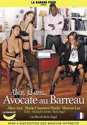 Película porno Alice, 32 ans, Avocate au barreau (2017) XXX Gratis