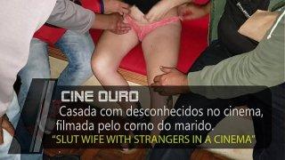 madura tiene sexo con muchos amigos delante de su marido sexoamador