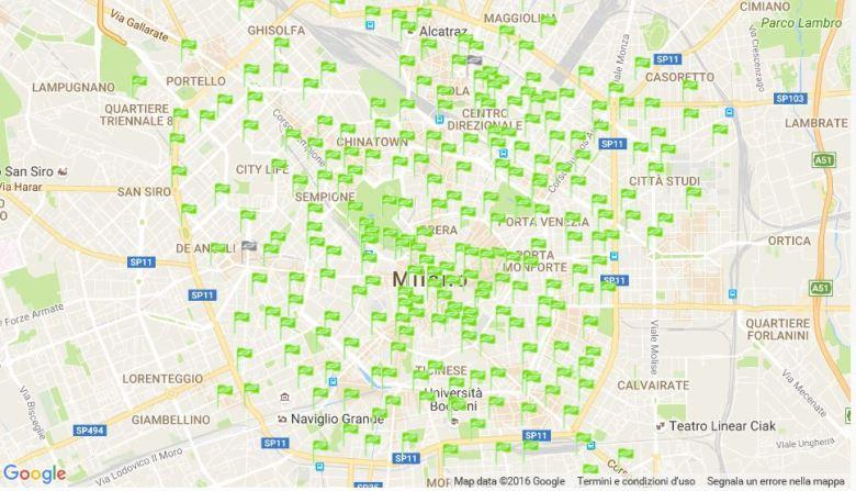 map-bikemi