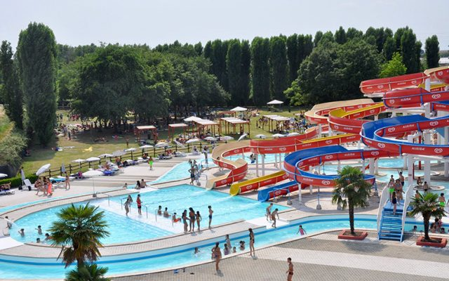 The Acquatica Park