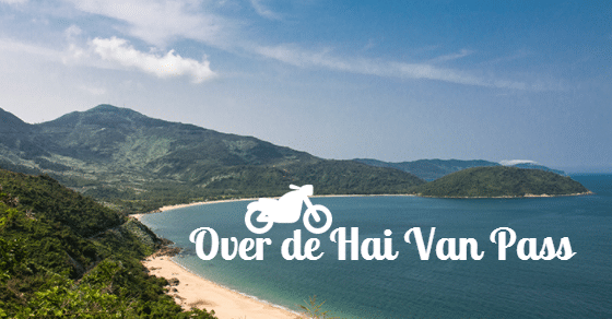 De Hai Van Pass in Vietnam