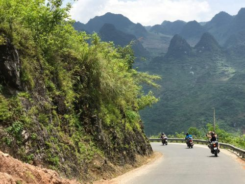Ha Giang loop motorbike tour