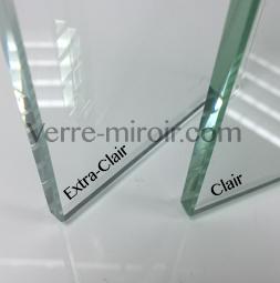 verre trempe clair