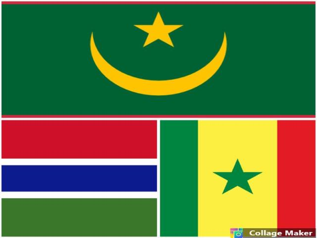 2020 Westafrika