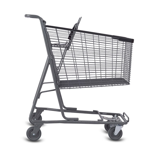 C Series 170 Liter Shopping Cart for Cartveyor System