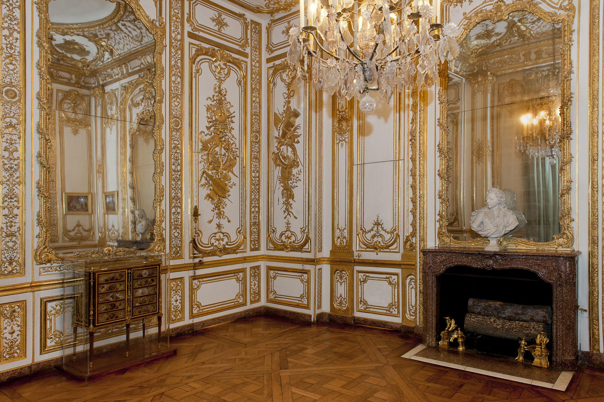 This Is Versailles Bathroom Of Louis XVLouis XVI