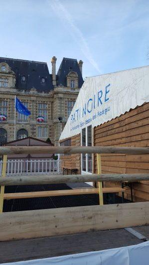 patinoire Versailles noel 2016