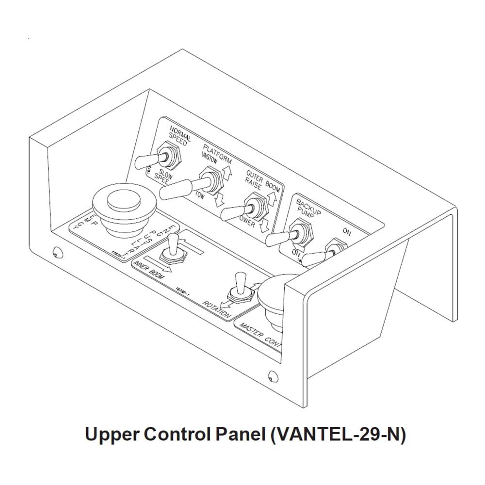 Versalift Bucket Truck Wiring Diagram Tel 28b. Diagram