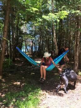 Photo à Saddleback Mountain pour notre article Top 7 – Randos à faire avec son chien (Partie 2)