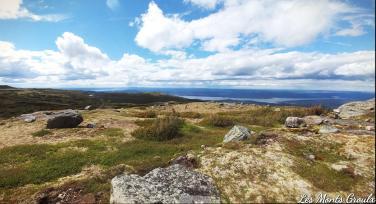 Photo des Monts-Groulx pour notre article Top 5 randos moins achalandées au Québec