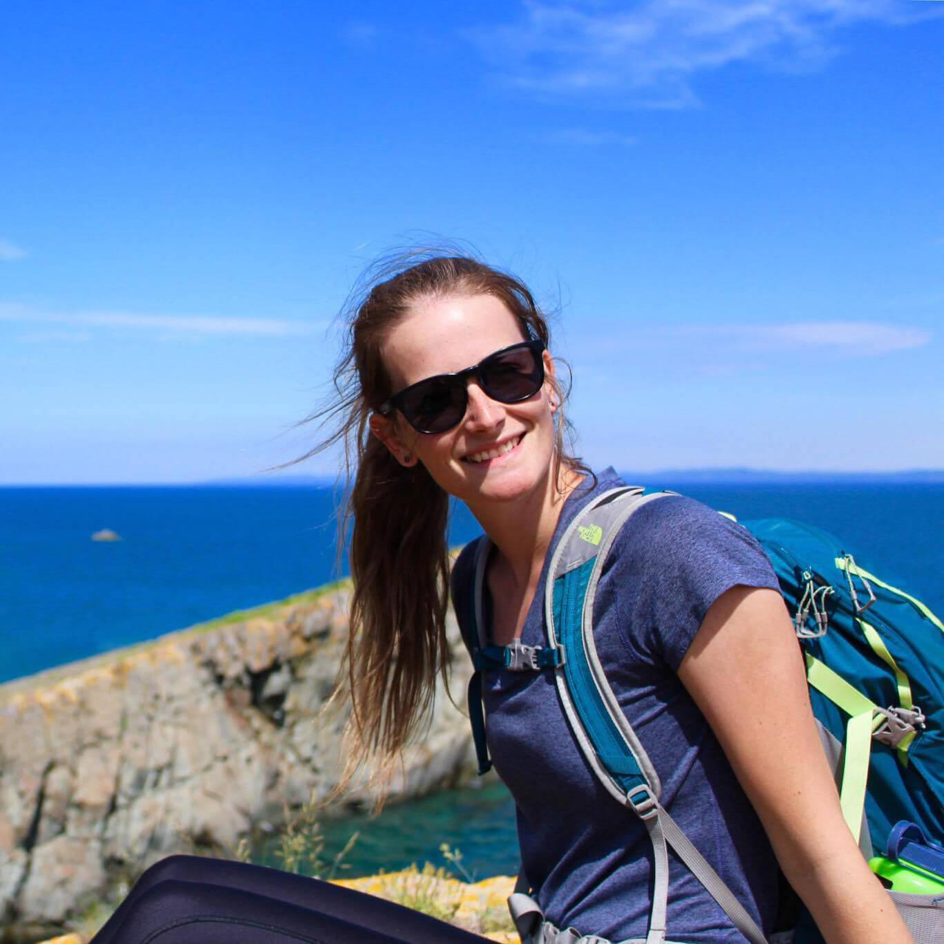 Image profil de notre collaboratrice Marie-Pierre Clark