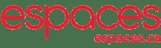Logo Espaces pour notre page Média et parutions