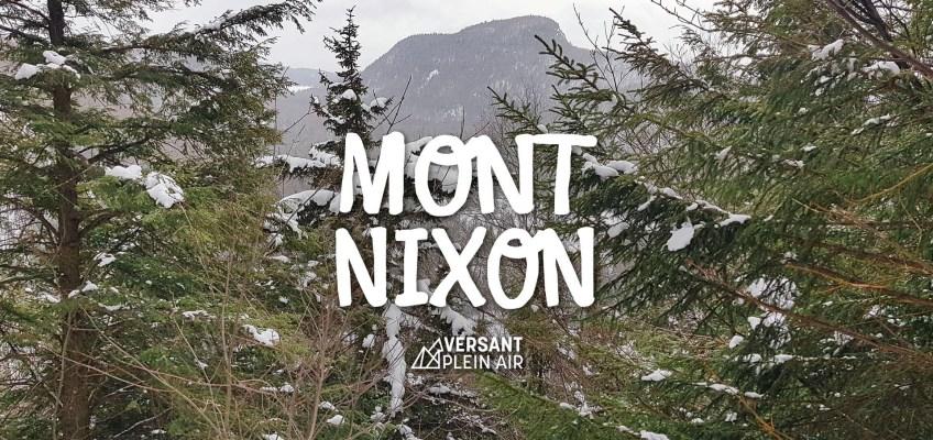 Mont Nixon en hiver