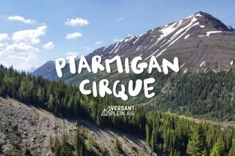 Ptarmigan Cirque