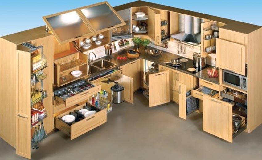 Kitchen Storage Ideas Versa Style Design