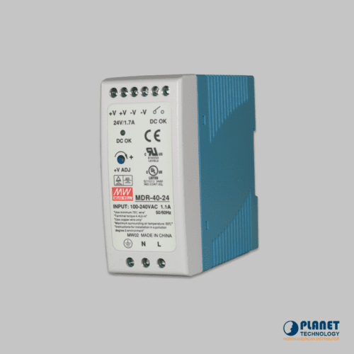 PWR-40-24 DIN Rail Power Supply