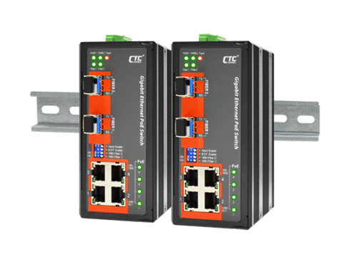 IGS-402S-4PH24 Certified Industrial Switch