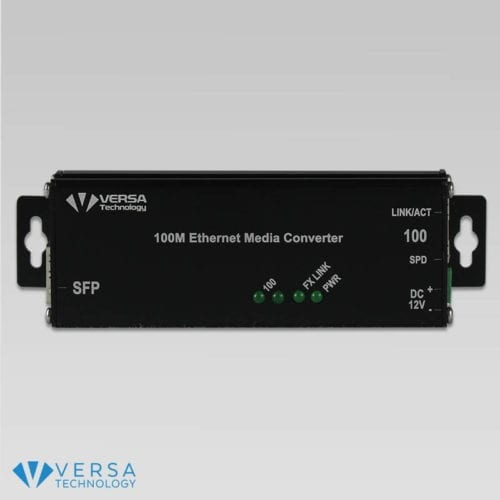 VX-200MT-X2 Micro Media Converter Front