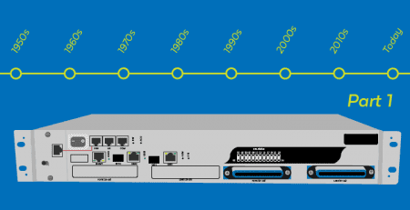 History of DSL - Part 1