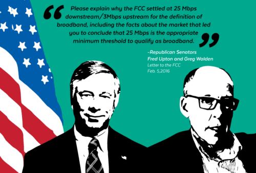 FCC New 25 Gbps Threshold