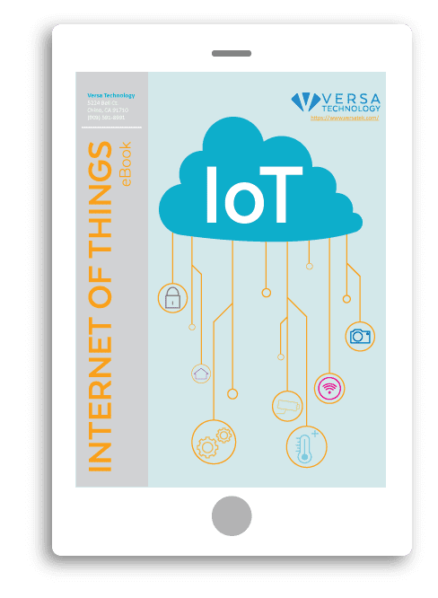 Download IoT eBook | Internet of Things from Versa Technology