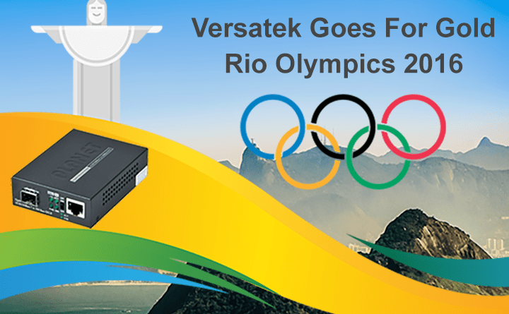 NBC uses Versatek SFP Media Converter