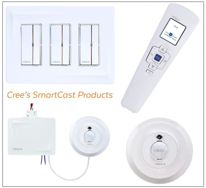 CREE's SmartCast Products