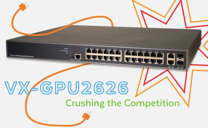 VX-GPU2626 | Crushing the Competition
