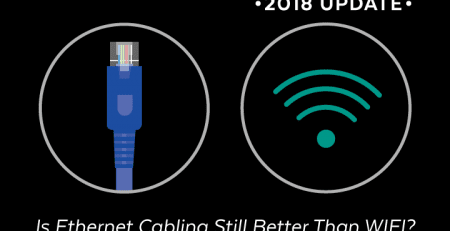 Is Ethernet Cabling Still Better Than WiFi?