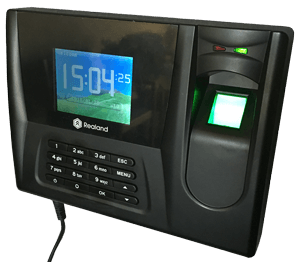 Biometric Clock