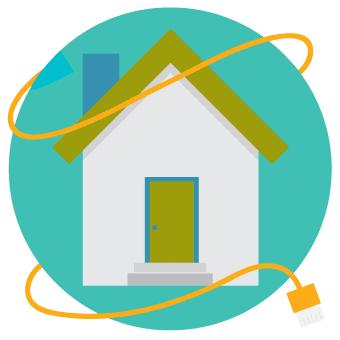 PoE Smart Home