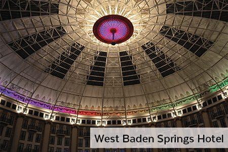 West Baden Spring Hotel PoE Lighting