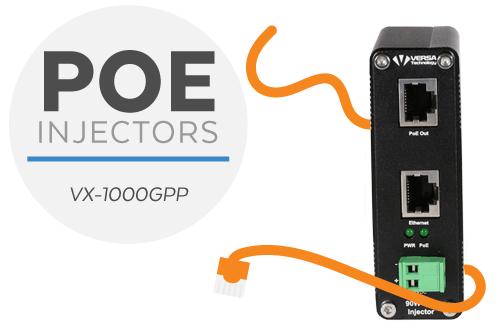 PoE Injector | VX-1000GPP