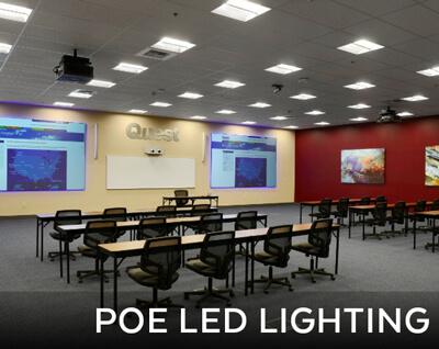 PoE LED Lighting