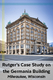 Rutger's Case Study - Germania Building