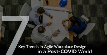 7 Key Trends in Agile Workplace Design in a Post-COVID World