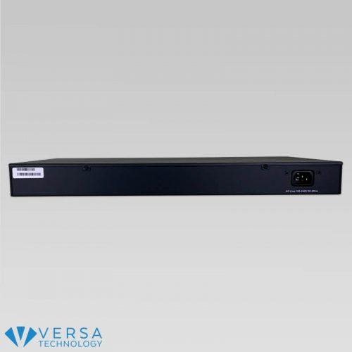 VX-GPU2610-9 PoE Switch Back