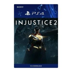 P - INJUSTICE 2 PS4