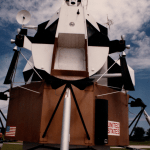 Featured Photo: The Skylab Space Lab in the Rocket Garden at NASA in Cape Canaveral – Florida