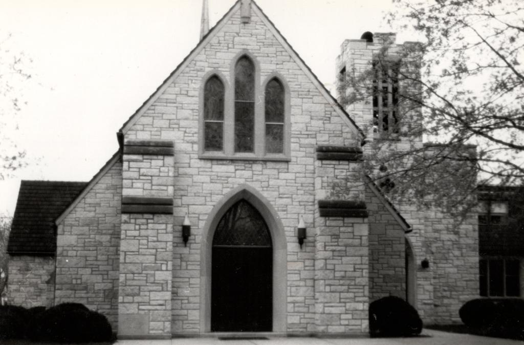 Trinity Evangelical Lutheran Church-Day__TriX Pan 400