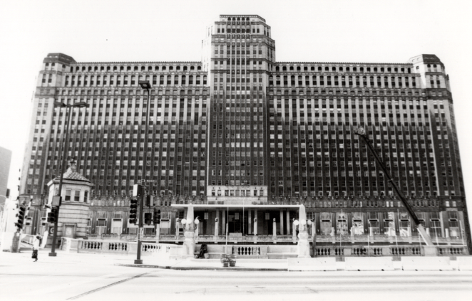 The Merchandise Mart 1981