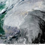 Tropical Storm Elsa – Final Update – Passing Over Virginia To Go Into the Northeastern Seaboard