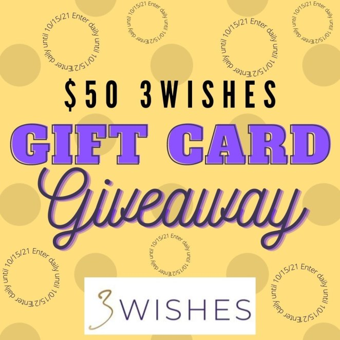 $50 3Wishes Gift Card Giveaway.jpg