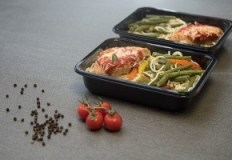 Ready Meal CPET trays