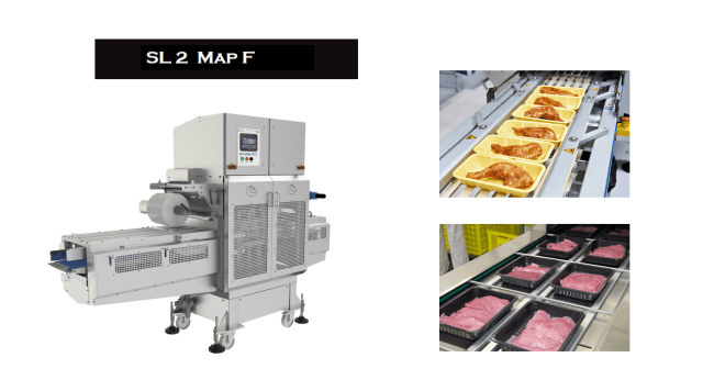 sl2 map Packaging machine