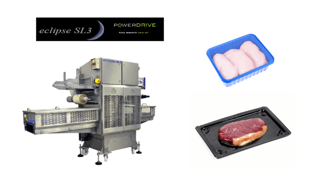 SL3 eclipse packaging automation machine
