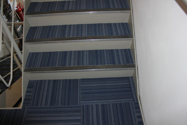 Carpet Tiles For Stairs Pictures to Pin on Pinterest